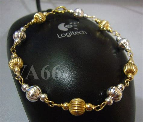 Gelang Papan Gokd Silver wire wrapped 925 silver 14k gold fil end 9 3 2017 11 38 pm