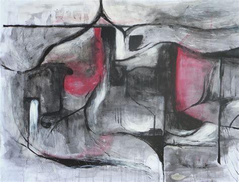 fotos en blanco y negro con rojo 441 abstracto rojo negro blanco rossana stagnaro fr 236 as