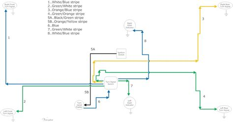2008 ford turn signal switch wiring diagram ford 3 wire