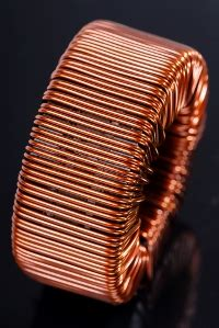 types of inductor coil types of inductors and cores