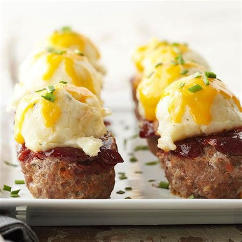 mini meatloaf in muffin pan 15 surprising recipes to make in a muffin tin