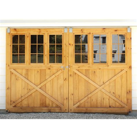 Barn Style Sliding Doors Exterior John Robinson House Sliding Barn Doors With Windows