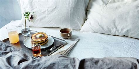 food bed 20 dishes to very easily eat in bed self