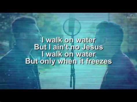 eminem walk on water lyrics eminem ft beyonc 233 walk on water cover anth corey