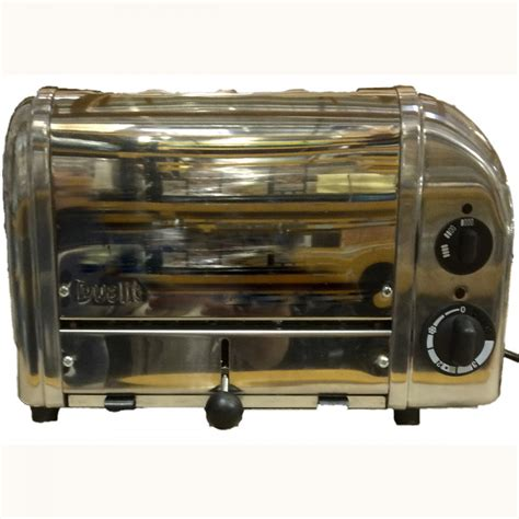 How To Clean Dualit Toaster Dualit 4 Slice Toaster With Proheat Amp 28mm Extra Wide Slots