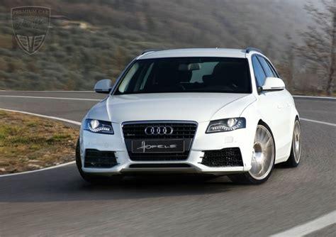 Motortuning Audi A4 by Audi A4 A4 B8 2007 Hofele Tuning Premium Car Design
