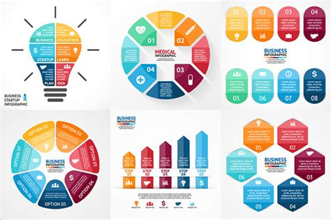 infographics templates powerpoint free powerpoint infographic template enaction info