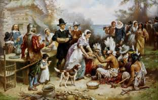 the first thanksgiving facts history a brief history of thanksgiving ruckmakers com