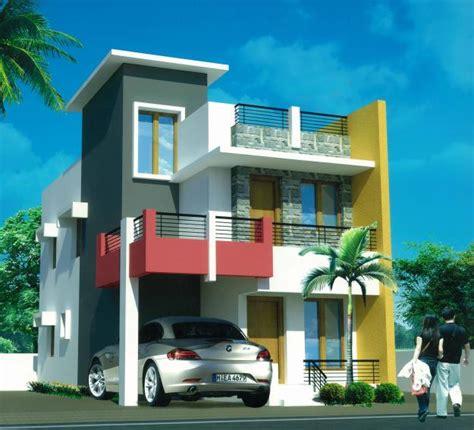 duplex small house designs duplex house plans