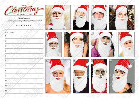 printable christmas quiz picture round christmas quizzes printable autos post