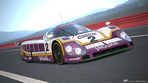 jaguar xjr 9 race car jaguar xjr 9 lm race car p18 by m2m design on deviantart
