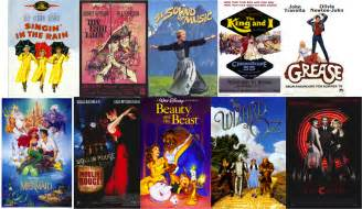 Musicals In Musicals To My Favorites From The Stage And The