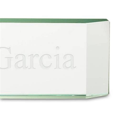 Doctor Name Plates For Desk by Personalized Glass Doctors Desk Name Plate With Caduceus