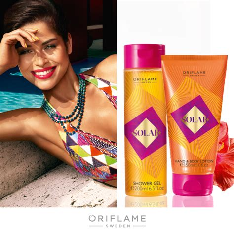 Parfume Solar Oriflame oriflame solar new fragrances