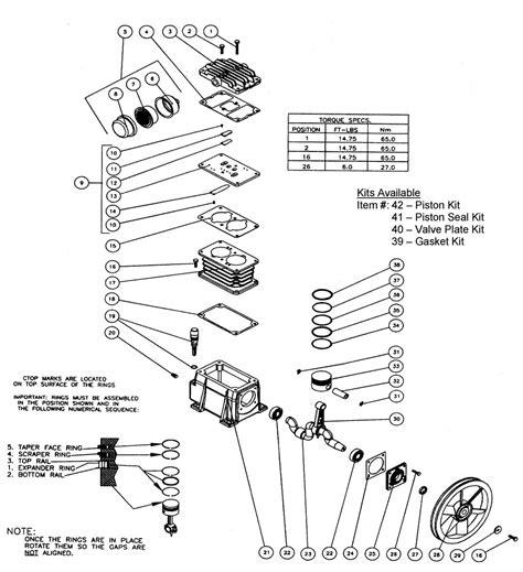 hitachi ece air compressor pumps