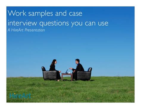 Mba On Cus Interviews by Interviews And Work Sle Questions In Marketing