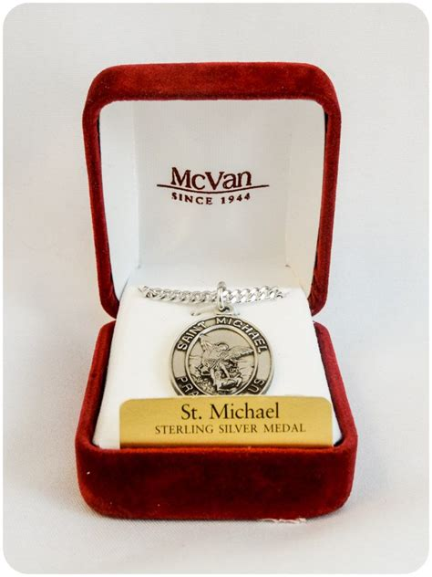 St Mikes Detox by Michael Sterling Silver Medallion Tex Mex Curios