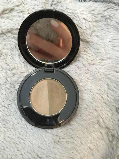 Beverly Brow Powder Duo In Medium Brown beverly hils brow powder duo medium brown muabs buy and sell makeup