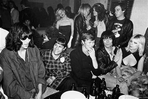 Kaos One Ramones by Bob Gruen Ramones