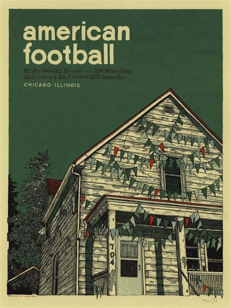 american football house american football chicago landland