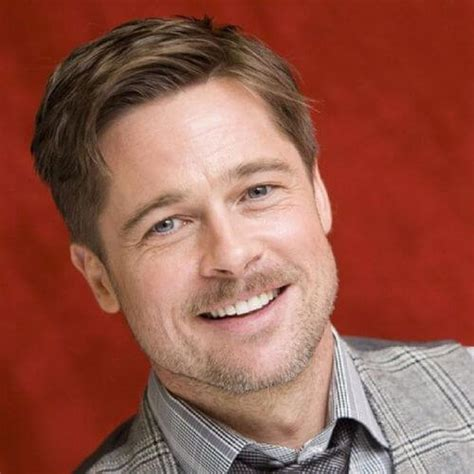 Brad Pitt Hairstyle by 25 Easy To Pull Brad Pitt Haircut Ideas