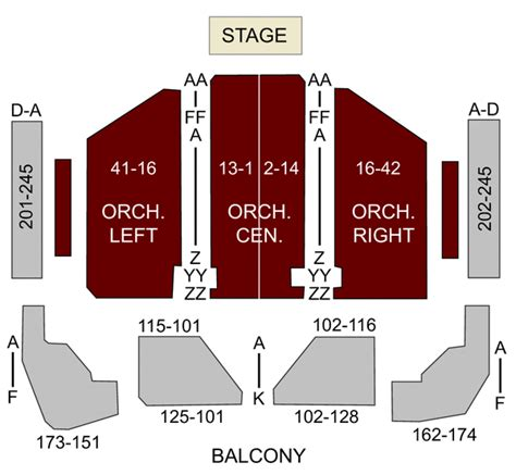 ahmanson theatre seating chart los angeles concert 647 poppins at the ahmanson theatre