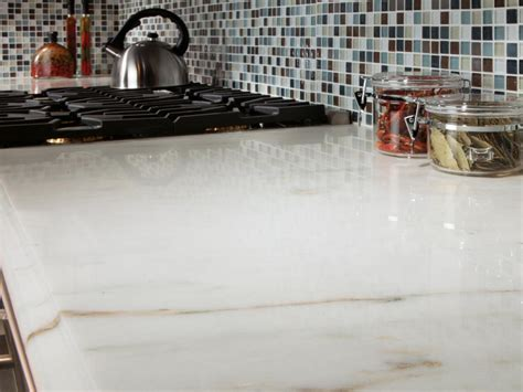 Countertops Options by Marble Kitchen Countertop Hgtv