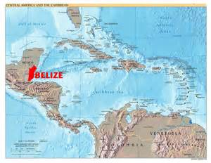 where is belize lower dover field journal