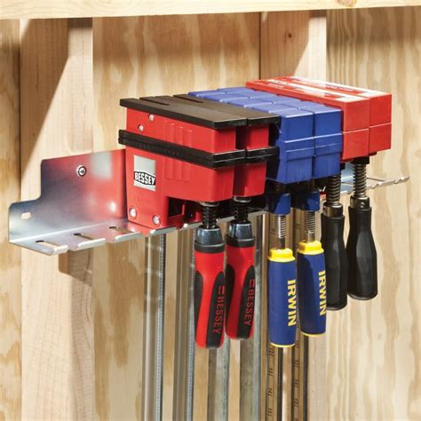rockler  parallel clamp rack