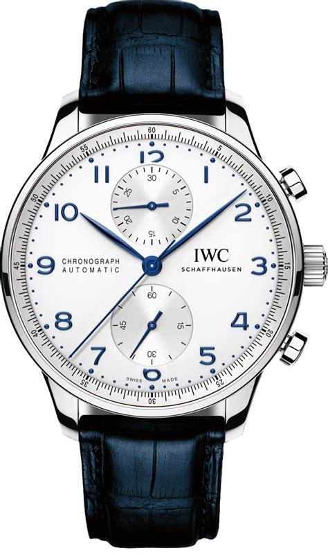 Iwc Portuguese Chronograph 1 Iw371446 Iwc Portuguese Chrono New Automatic Movement Mens