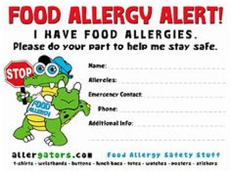 1000 images about peanut allergies school tips on