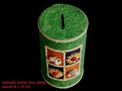 Tali Rami Tebal k a s a b kerajinan dari kertas daur ulang
