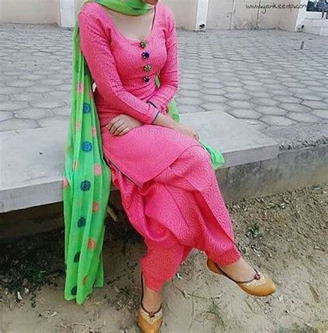 Simple Ladies Suits Patiala Punjab