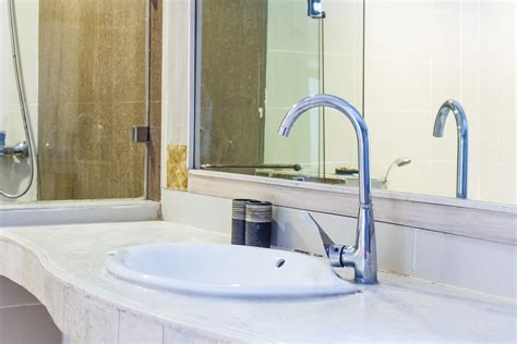 Granite Countertops Pros And Cons by Granite Bathroom Countertops Pros And Cons Bathroom