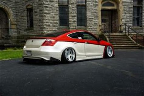 lowered  honda accord owned  quin zinser