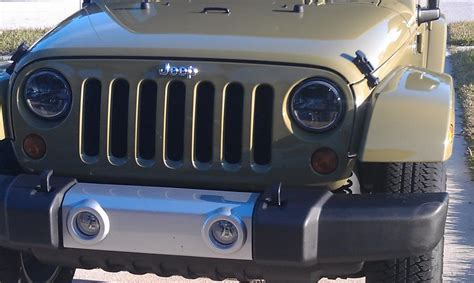 Truck Lite Jeep Tj Truck Lite 7 Quot Led Phase 7 Jeep Led Headlights