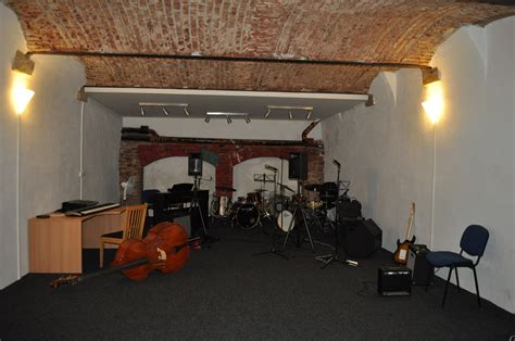 practise rooms facilities