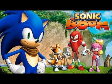 Kaset 3ds Sonic Boom 3ds demo sonic boom shattered gameplay
