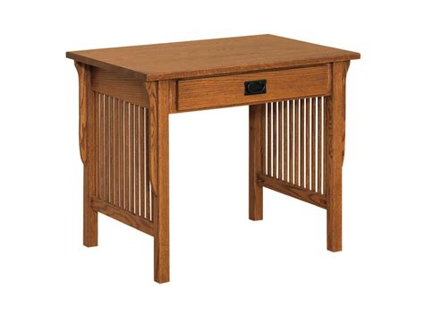 small mission writing desk town country furniture