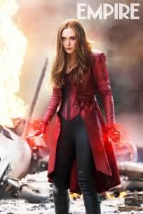 scarlet witch civil war costume captain america civil war set interview elizabeth olsen