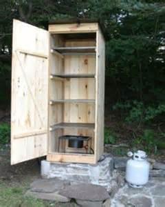 home built smoker plans smokehouse seven trees farm