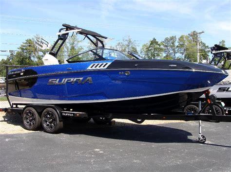 supra boats jobs 2016 supra sa550 23 foot blue 2016 supra boat in buford