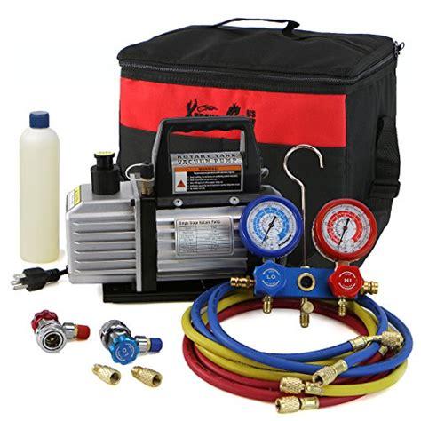 vacuum pump ac best air conditioning vacuum pumps buying guide gistgear
