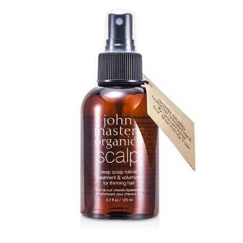john masters organics deep scalp follicle treatment deep scalp follicle treatment volumizer for thinning