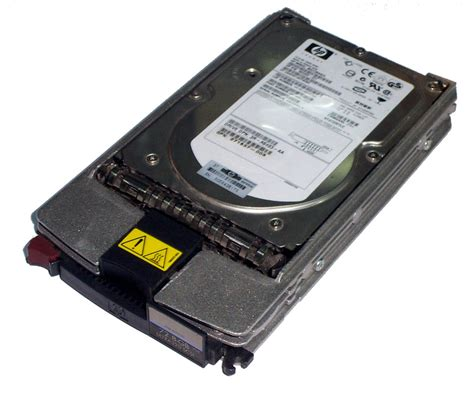 Harddisk Server Hp hp 404709 001 72 8gb 10k ultra 320 sca scsi disk drive in 1 quot caddy ebay