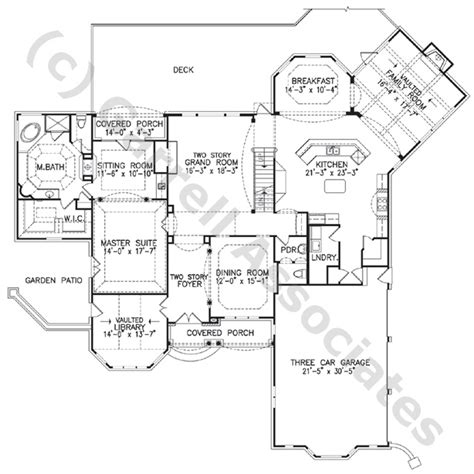 1st floor plan craftsman style house plans one story