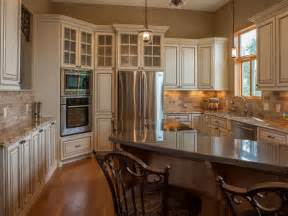 tuscan kitchen island traditional style tuscan kitchen makeover chantal devane