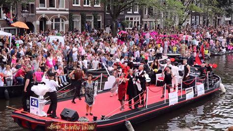 boten pride 2017 gay pride canal parade 2017 in amsterdam youtube