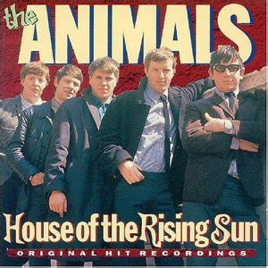 house of the rising sun chords qta the house of the rising sun the animals