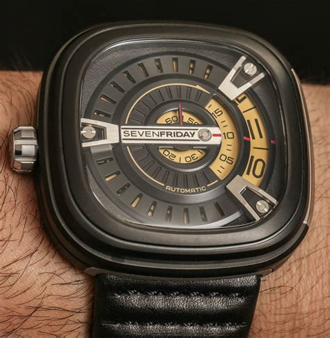 Jam Tangan Pria Merk Sevenfriday Type P Otomatis 5 sevenfriday m2 review page 2 of 2 ablogtowatch